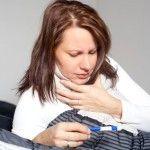 Ангіна при вагітності: особливості протікання, симптоми і лікування