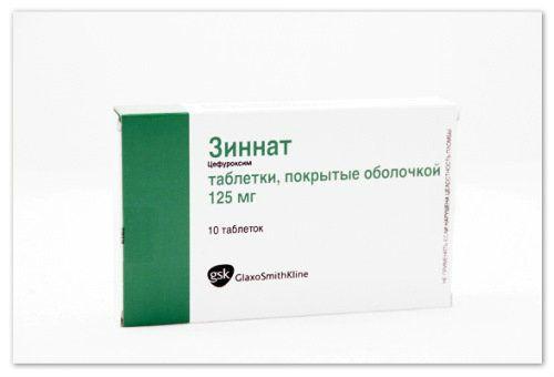 Огляд: суспензія зиннат для дітей при інфекційних і запальних захворюваннях