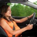 Поїздки на автомобілі під час вагітності