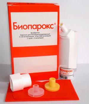 біопарокс
