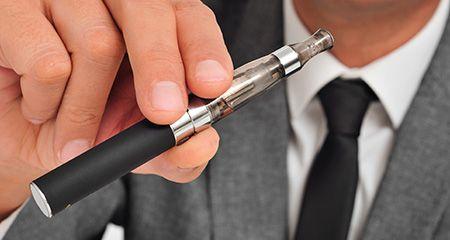 Електронна сигарета: потенційні ризики для організму