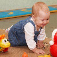 ранні розвиток дитини