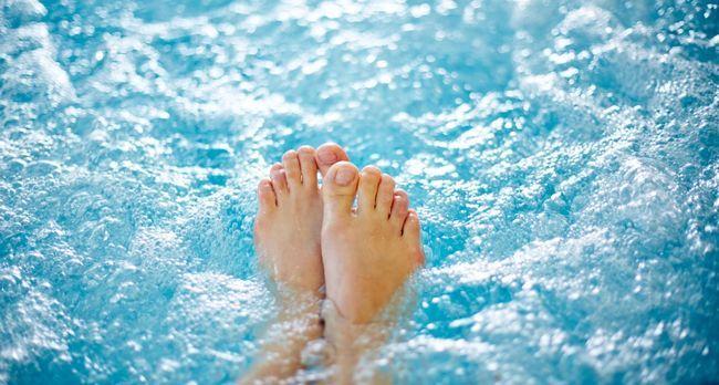 Корисні властивості термальної води