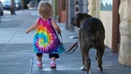 діти і домашні тварини