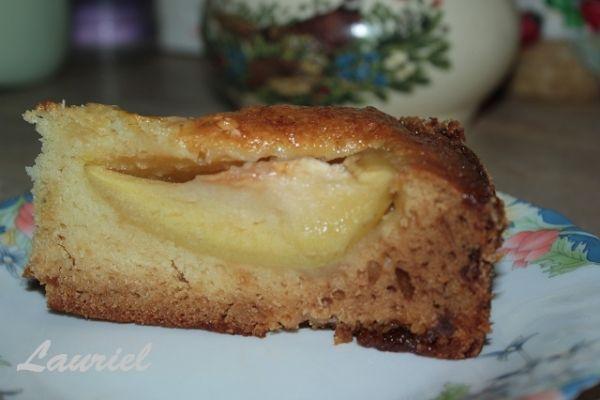 Яблучний пиріг - рецепт з фото.