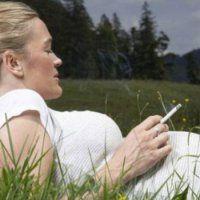 відмова від куріння під час вагітності