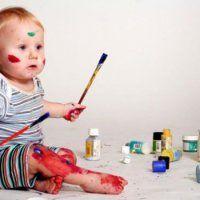 як грати з однорічною дитиною