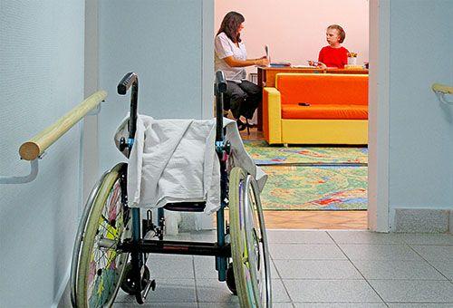 Допомога дітям-інвалідам