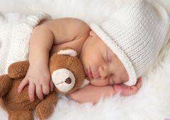 Як навчити дитину засинати самостійно?