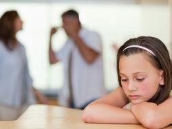 як розлучитися якщо є дитина