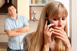 Як будувати відносини з ревнивим чоловіком