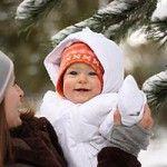 Як уберегти дитину від переохолодження під час прогулянки на вулиці