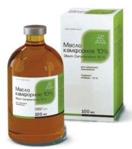 Камфорне масло при вагітності: проконсультуйтеся з лікарем!