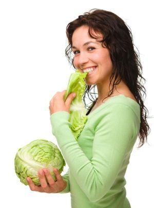Обмеження до вживання капусти для вагітних
