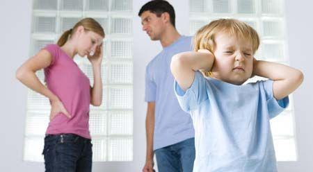 коли батьки сваряться