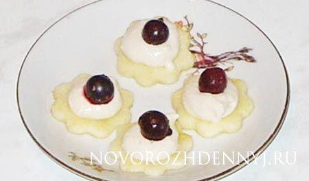 сирний десерт для дітей