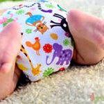 Багаторазові підгузники для малюків