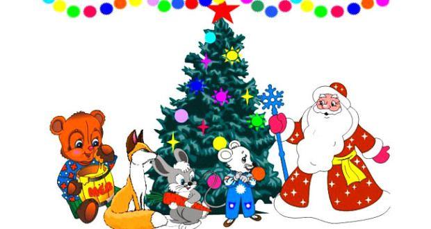 новорічні короткі вірші для дітей