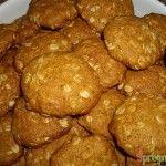 Вівсяне печиво на новорічний стіл