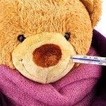 Харчування дитини при грипі та грві