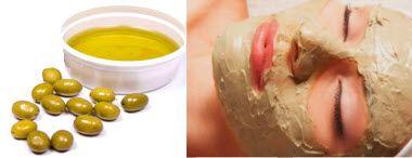 омолоджуючі маски з оливкової олії за рецептами