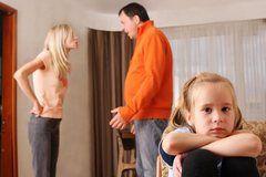 Спори про виховання дітей