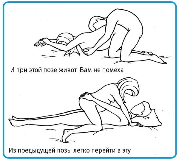 Пози для вагітних 4