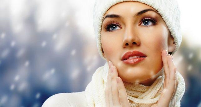 Основні правила зимового догляду за шкірою обличчя