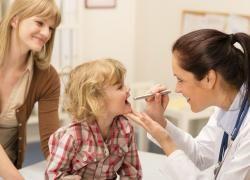 Ознаки аденоїдів у дітей