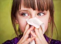 Ознаки грипу у дітей
