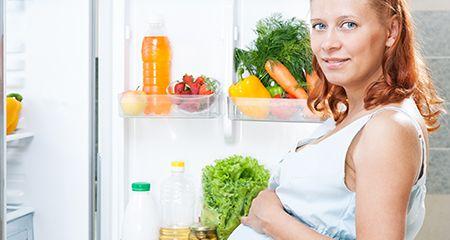 Продукти для вагітних: яким віддати перевагу