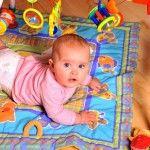 Розвиваючі ігри для дітей до року
