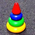 Розвиваючі пірамідки для дітей - коли грі кожен вік підвладний