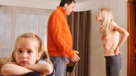 Розлучення через суд з дітьми 1