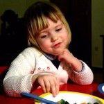 Дитина погано їсть. Що робити якщо дитина не хоче їсти