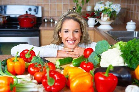Корисні овочі на грудному вигодовування