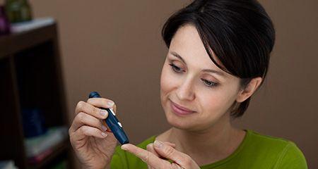 Цукровий діабет при вагітності: симптоми, лікування