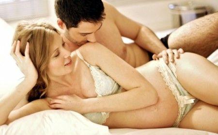 Секс під час вагітності 1