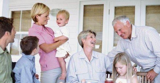 сімейні відносини і діти