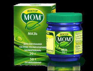 Доктор Мом при вагітності: інформація про препарат