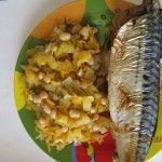 Скумбрія, запечена в духовці, і інші страви зі скумбрії