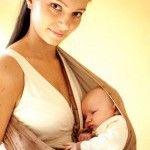 Слінг: зручно мамі, затишно дитині. Види слінгів і їх особливості