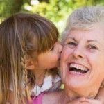 Вірші про бабусю