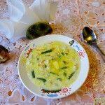 Суп молочний з овочами (або суп-пюре): покроковий рецепт приготування з фото