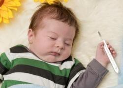Температура у новонароджених