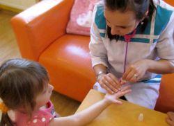 У дитини знижені нейтрофіли