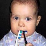 В росії запатентована лікувальна зубна щітка з золотом і сріблом