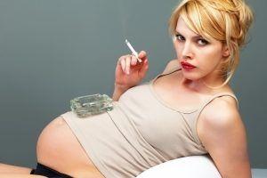 Вітамін С і куріння вагітної жінки