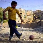 Війна в сирії загрожує світовій епідемією поліомієліту