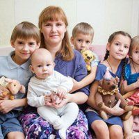 Виховання дітей у багатодітній родині: плюси і мінуси